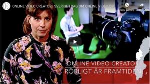 Online video creator